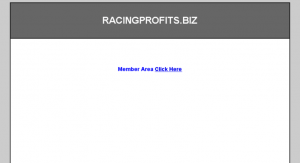 racing profits.biz review