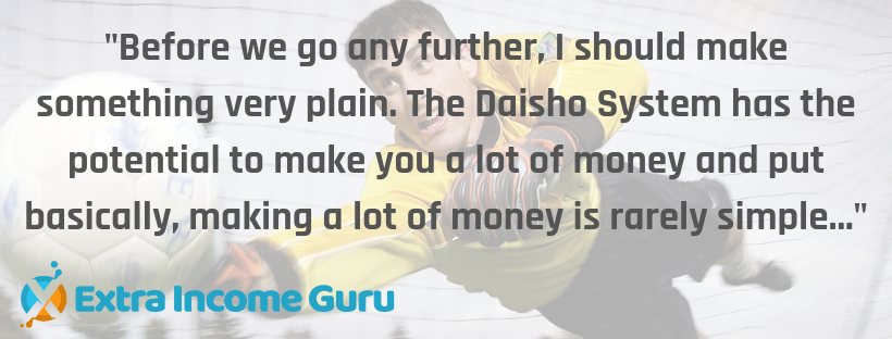 The Daisho System Review