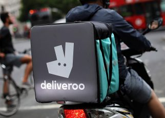 deliveroo rider review