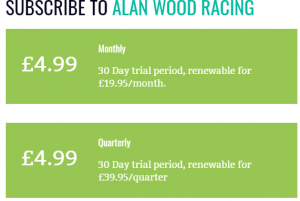 Alan Wood Racing Review Prices