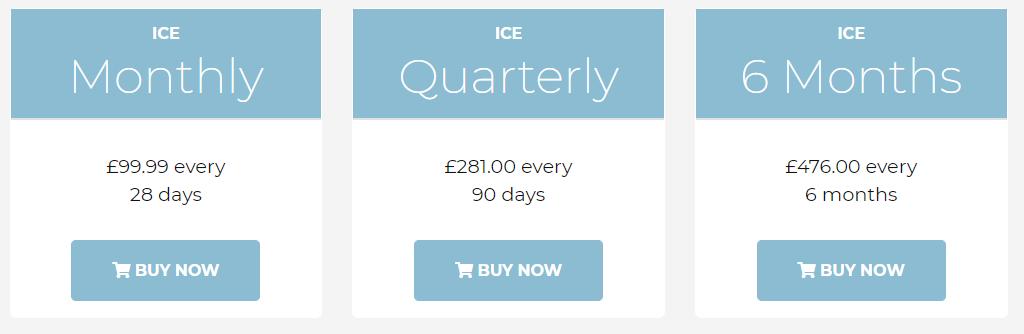 Ice Diamond Racing Review Prices